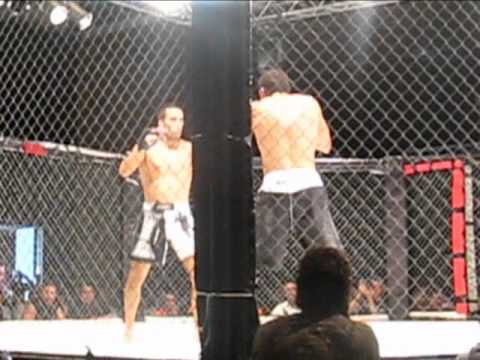 MMA: CARLOS CALDERON VS ALEX DONCEL ALMOGAVERS 5