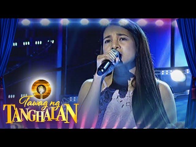 Tawag ng Tanghalan Update: Aila's edge against Aerone