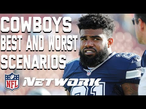 Dallas Cowboys Best Worst Case Scenarios Without Ezekiel Elliott Gmfb