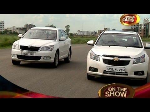 Used Dodge Dart >> Face-off: Chevrolet Cruze Vs Skoda Laura - NewsX - YouTube
