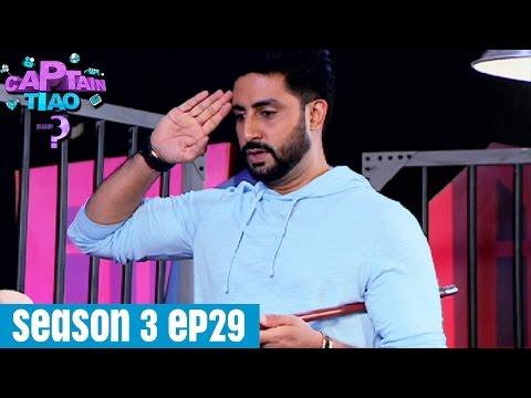 Captain Tiao Interviews Abhishek Bachchan | Season 3 | Episode 29