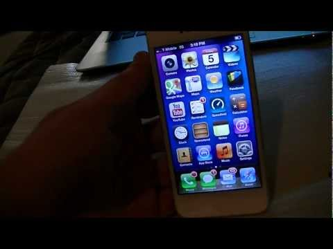 iPhone 5 for T-Mobile official review