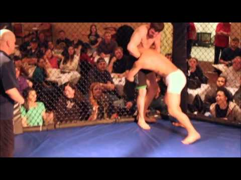 Alaska Cage Fighting 2-17-2012 MMA Fight of the Night