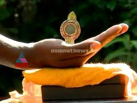 Smallest Aranmula mirror | കുഞ്ഞന് ആറന്മുള കണ്ണാടി