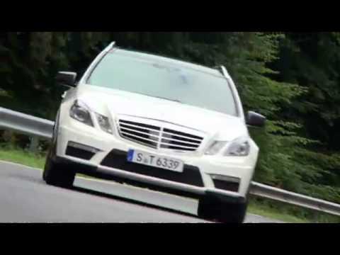 Mercedes E-класса от AMG