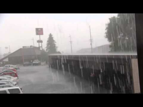 Flooding in Rexburg Idaho