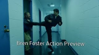 Bren Foster Action Preview Force of Execution Steven Seagal