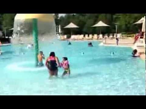 Life Time Fitness Alpharetta Outdoor Swimming Pool Ltf Alpharetta Lauko Baseinas Youtube