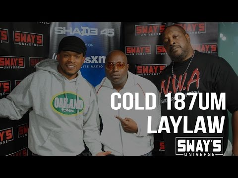 Untold West Coast Stories: The Creators of the G-FUNK Era Cold 187 & Lay Law on Sway in the Morning