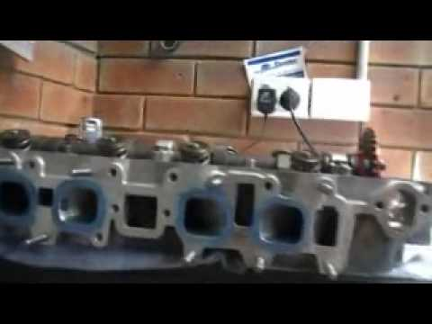 Toyota Hilux 22R engine performance rebuild in Australia pt3