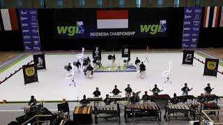 Mexico Percussion Ensemble - Jakarta | Percussion Scholastic Class WGI 2017 Indonesia
