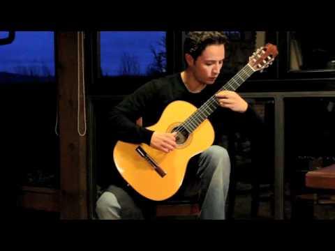 Natalia-Antonio Lauro Guitar: Constantino Garrido
