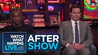 Download Lagu After Show: That Time Bill Hader Punk'd Ashlee Simpson   WWHL Gratis STAFABAND