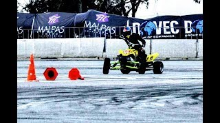 SUZUKI LTR 450 500 cc DRFT training 2018