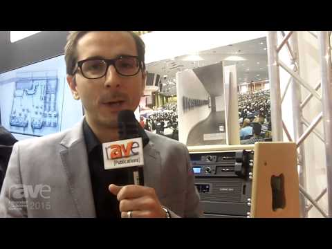 ISE 2015: HK Audio Introduces IPD 2400, IPD 1200, and D Series Collaboration with Lab.gruppen