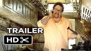 "Chef ""Happy"" TRAILER (2014) - Robert Downey Jr., Jon Favreau Movie HD"