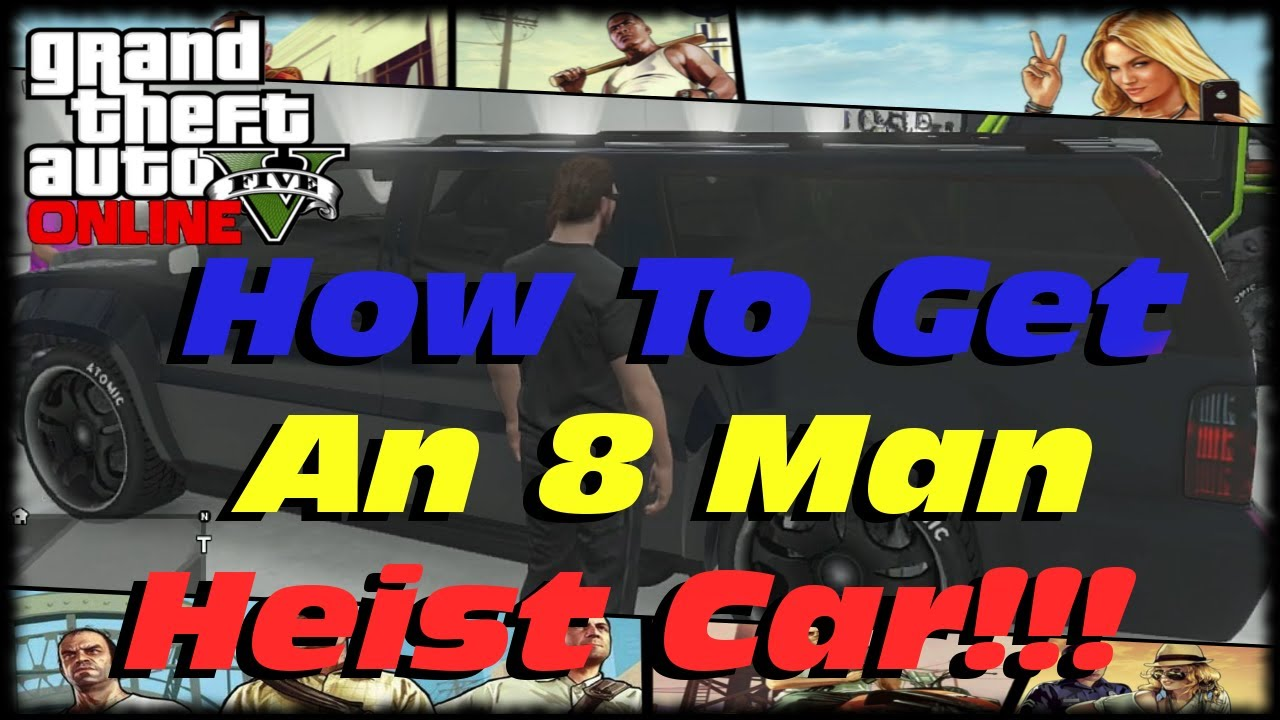 gta online how to get first hiest