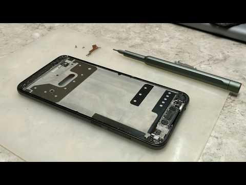 Huawei Honor 8 LITE. Замена дисплея. Качественный и недорогой телефон.