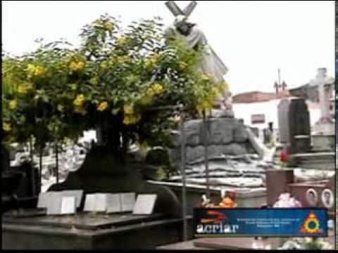 VISITA AO TÚMULO DO CANTOR PAULO SÉRGIO POR EMANUEL MESSIAS DE CATAGUASES