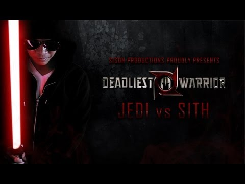 Deadliest Warrior: Jedi Vs. Sith (2012) video