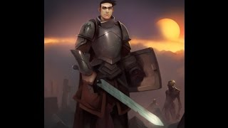 Crowfall. Some more confessor and full game with Knight!