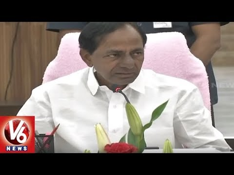 KCR Monitoring TRS Candidates Campaign | V6 News