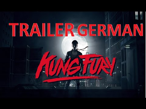 KUNG FURY-OFFICIAL TRAILER  [GERMAN]