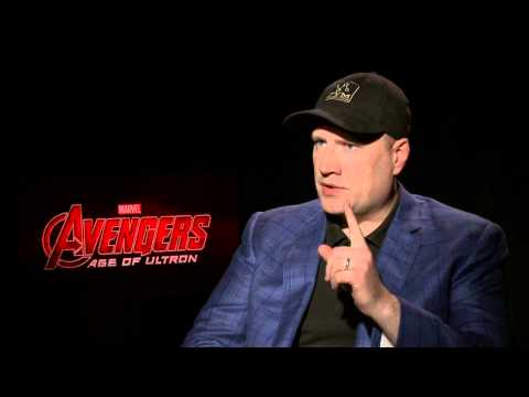 Marvel's Avengers: Age of Ultron: Kevin Feige Official Movie Interview