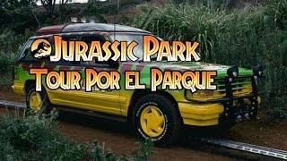 Jurassic Park Lost Files - Tour por el parque (Especial 1000 subs.)