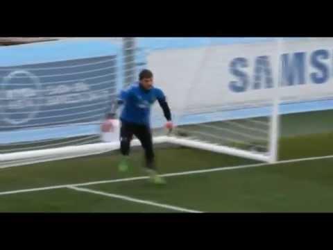 Duel Keylor Navas / Iker Casillas – Arrêts spectaculaires