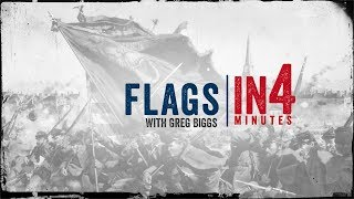 Union and Confederate Flags: The Civil War in Four Minutes