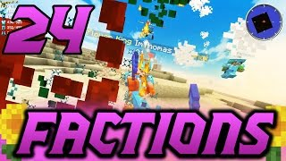 "Minecraft COSMIC Faction: Episode 24 ""THE MOST INSANE ESCAPE!!"" w/ MrWoofless"