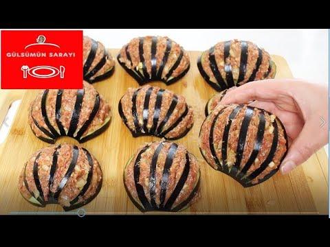 1 PATLICAN ILE 1TEPSI MUHTEŞEM EZBER BOZAN Patlıcan Kebab Tarifi