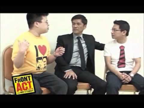 Mike and Stanley interviews Vic Sotto