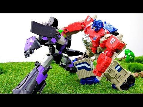 Игры #Трансформеры 👊 Десептиконы захватили ЭНЕРГОН! Атака #Автоботы Видео игрушки для мальчиков