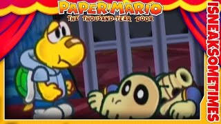 """KOOPS DAD!!"" Paper Mario: The Thousand-Year Door Chapter 1 