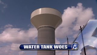 New water tank to be drained after defect found