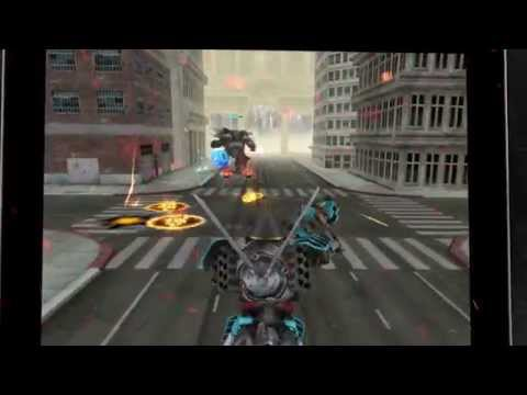 TRANSFORMERS: Age of Extinction - Official Mobile Game Trailer