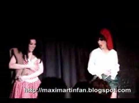 Maxi Martin - Cielito Lindo y Duerme Negrito 2008