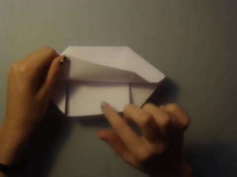 Carta Corazones Gemelos (Twin Hearts) || Como doblar una carta