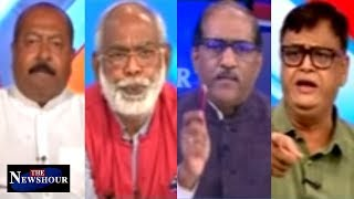 RSS Hounded With Death Threats In Kerala, Who Is Allowing This? | The Newshour Debate (4th August)