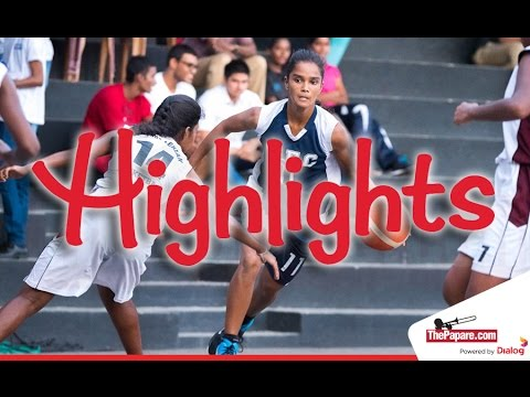 Highlights - Holy Family Convent v Presbyterian Girls National School - ThePapare Basketball
