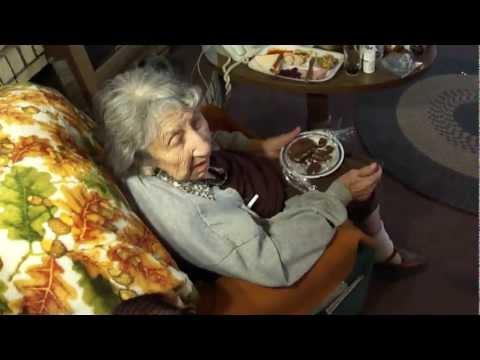 Pot Brownies and Grandma getting high