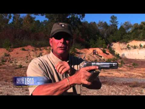 GUNTALK Media: Fighting with the 1911 with Tiger McKee DVD Trailer