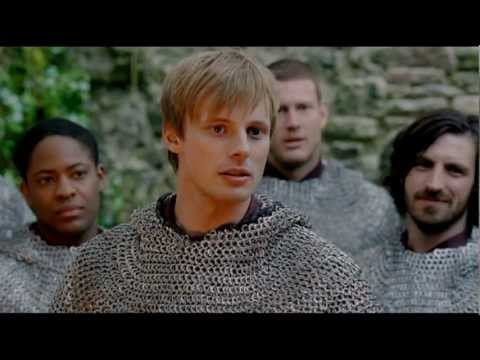 Merlin Series 5 Vol. 1 - Bloopers