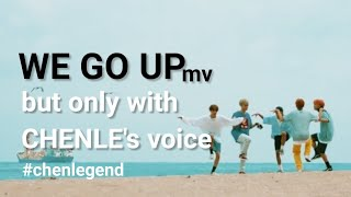 NCT DREAM 'We Go Up' mv but it's only with Chenle's voice