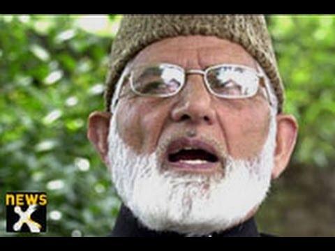 Hurriyat leader Geelani speaks for minorities