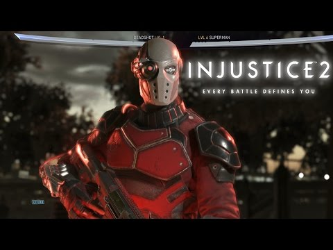 INJUSTICE 2 - All Character Supers (HD 1080p)