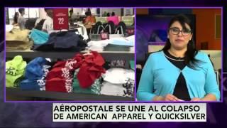 Aéropostale se declara en bancarrota / Rodrigo Pacheco