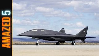 5 Most secret aircraft in the world 2016
